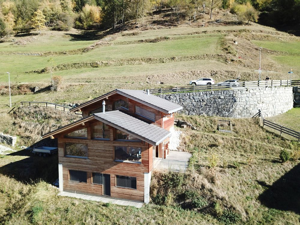 Chalet Chamoille